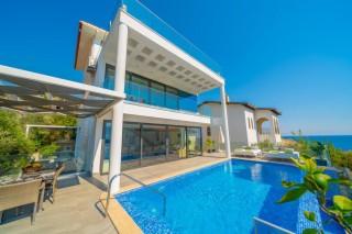 Villa Naz, Luxusvilla mit Spielzimmer in Kalkan Kalamar | Kalkan