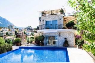 Villa Mavna, Luxury For 10 Persons Near The Sea | Kalkan Villa