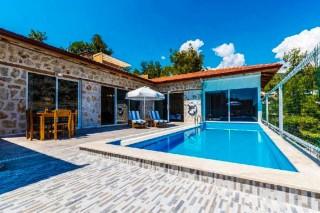 Villa Emma, Isıtmalı Havuzlu Balayı Villası | Kalkan Villa