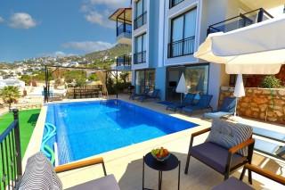 Villa Eva, Luxusvilla für 10 Personen