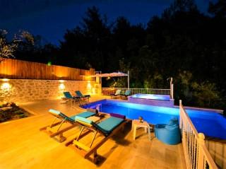 Villa Noa, İslamlar'da Muhafazakar 6 kişilik Villa | Kalkan Villa