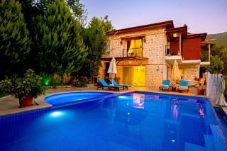 Villa Laura , Kalkan İslamlar'da Muhafazakar Villa | Kalkan Villa