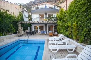 Villa Mia 4, secluded rental villa in Kalkan | Kalkan Villa
