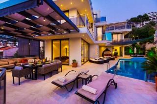 Villa Ocean , Luxus Villa mit Meerblick und fünf Schlafzimmern