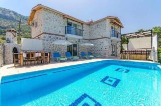 Villa Dora, secluded villa for 6 Persons | Kalkan Villa