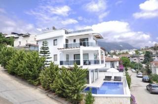 Vila Celia , Kalkan Kalamar Mevkiinde 6 kişilik jakuzili Villa