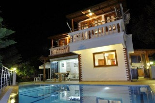 Villa Pia, Kalkan Kışla bölgesinde denize yakın Kiralık Villa