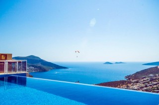 Villa Cina, luxury rental villa with seaview | Kalkan Villa
