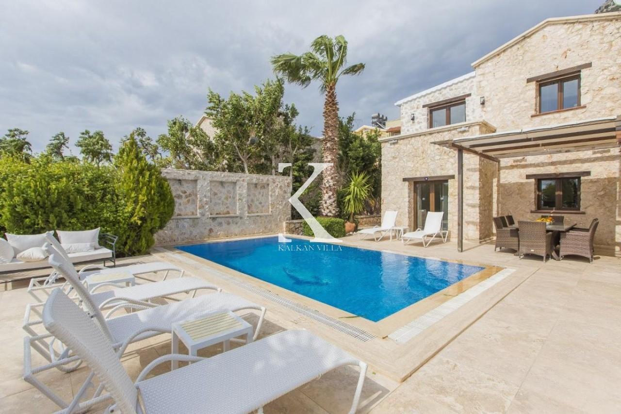 Villa Stone House