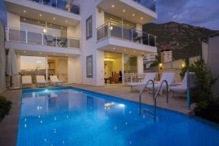 Villa Manolya , secluded villa for 6 Persons | Kalkan Villa