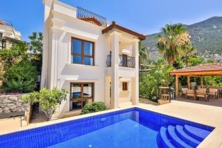 Villa Eos, Villa zu vermieten in Kalkan Stadtzentrum | Kalkan Vil