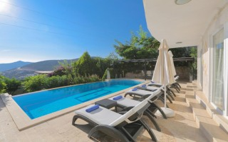 Villa Sarnic, Rental Villa For 6 People In Kalkan | Kalkan Villa