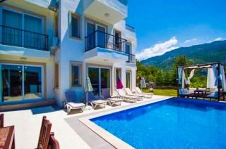 Villa More, 5 yatak odalı Muhafazakar Villa | Kalkan Villa