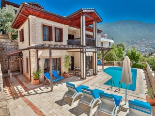 Villa Nefis, Ferienvilla mit 2 Schlafzimmern | Kalkan Villa