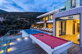 Villa Poyraz, Luxusvilla für 8 Personen in Kalamar | Kalkan Villa