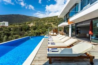 Villa Poyraz, Luxury Villa for 8 People in Kalamar | Kalkan Villa