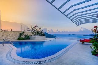 Villa Açelya, Conservative Honeymoon Villa | Kalkan Villa