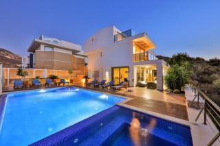Villa Moonshine, 4 yatak odalı Lüks Villa | Kalkan Villa