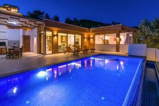 Villa Sardunya, in Islamlar 2 Schlafzimmer Villa | Kalkan Villa