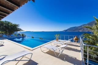 Villa Cape House, luxury villa with private beach in Kas | Kalkan