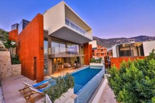 Villa Altes 5, Luxusvilla zu vermieten in Kalkan | Kalkan Villa