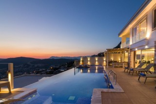 Villa La Mer Azur, Luxusvilla in Kalkan | Kalkan Villa