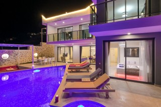 Villa Tarabya, in Kalkan 3 bedrooms luxury villa