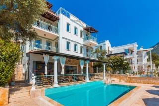Villa Serra, Kalkan Merkezde 5 yatak odalı kiralık lüks villa
