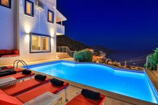 Villa Sereni, Kalkan'da 5 yatak odalı kiralık villa |Kalkan Villa