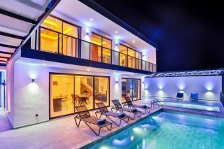 Villa Zümrüt, 2 Bedroom Villa For 4 People In Kalkan Kördere
