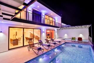 Villa Anka, Kalkan Kördere'de 4 kişilik Villa | Kalkan Villa