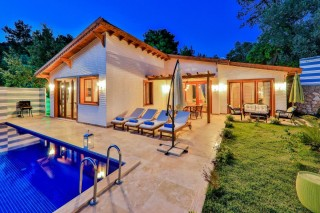 Villa Özgü, Kalkan Islamlar, konservative Villa für 4 Personen