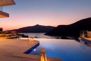 Villa Ozma, 5 bedroom luxury villa for rent | Kalkan Villa