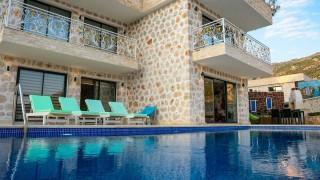 Villa Narin 6, Kalkan Konservative Mietvilla im Islam