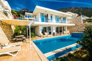 Villa Lumiere 1 Kalkan Kızıltaş Villa für 8 Personen