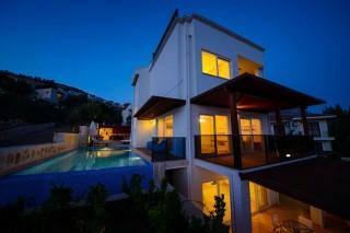 Villa Ece, Kalkan Kalamar'da 10 Kişilik Villa | Kalkan Villa