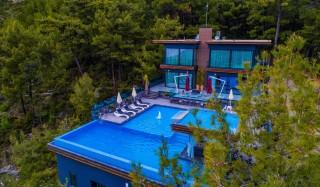 Villa Konak, İslamlar'da Ultralüks Korunaklı Villa | Kalkan Villa