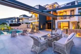 Villa Mirada Villa mit 3, 4 Schlafzimmern und Meerblick in Kalkan