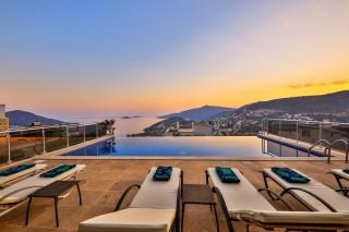 Villa Harizon, Villa für 10 Personen in Kalkan Kızıltaş