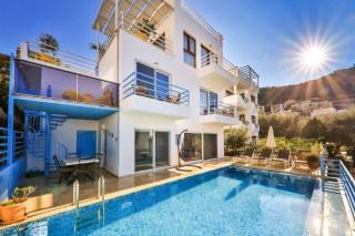 Villa Flamingo, in Kisla Two Bedrooms Rental Villa