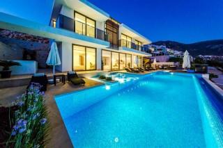 Villa Au Soleil, Luxury Villa For Rent in Kalkan | Kalkan Villa