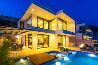 Villa Marvel, Deniz Manzaralı Lüks Villa | Kalkan Villa