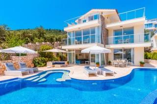 Villa Tzia, 5 Bedroom Villa in Kalkan | Kalkan Villa