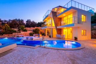 Villa Tzia, Villa mit 5 Schlafzimmern in Kalkan | Kalkan