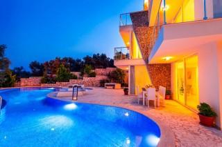 Villa Tzia, 5 Bedroom Villa in Kalkan   Kalkan Villa