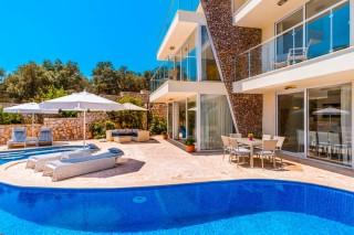 Villa Olivella, Kalkan'da 5 yatak odalı Villa | Kalkan Villa