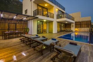 Villa Alessia, Luxusvilla zu vermieten in Kalkan | Kalkan Villa