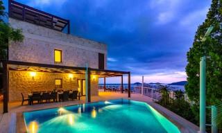 Villa Korsan, Villa for 14 People in Kalamar Area | Kalkan Villa