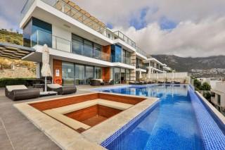 Villa Elmas, 10 Person Luxury Holiday Villa | Kalkan Villa